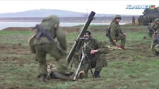 Керчь: на Опуке десантируются, окапываются, атакуют и стреляют