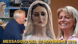 Padre Livio: Commento al Messaggio Della Madonna di Medjugorje dato a Mirjana il 02 Novembre 2018