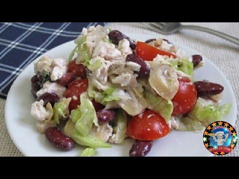 Рецепты салатов, вкусные салаты с фото Все Блюда