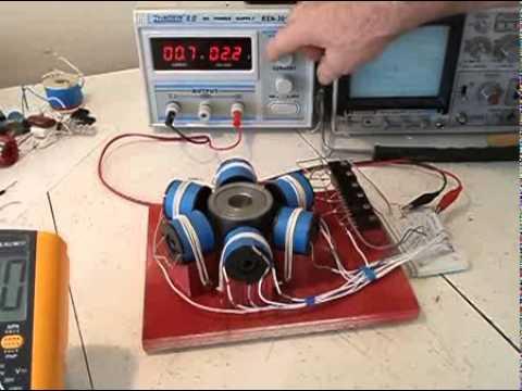 Импульсный двигатель ТРОС
