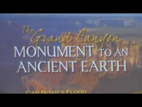 Grand Canyon Proof of Young Earth! Part 1 of 3
