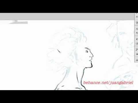 #1 Drawing - Comic / Fantasy