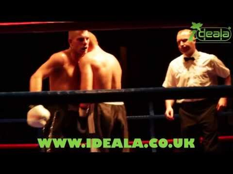 Dougie Curran vs Pavels Senkovs,Black & White Fight Night,Greatest Boxing Entrance Ever! Full Fight
