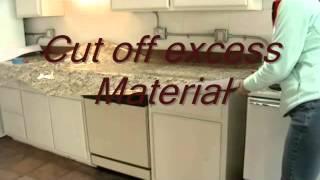 Instant Granite Install - Countertops