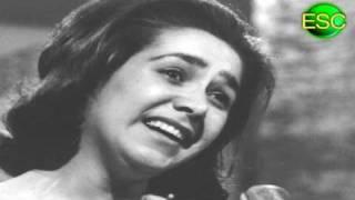 ESC 1964 14 - Switzerland - Anita Traversi - I Miei Pensieri