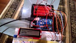Arduino Bomb Timer