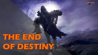 DESTINY 2 - THE END IS NEAR