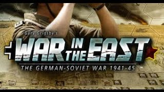 Скачать Gary Grigsby S War In The East Let S Play Tutorial Road To Minsk Episode 1 Gameplay