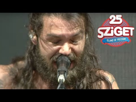 Biffy Clyro - Wolves Of Winter LIVE @ Sziget 2017