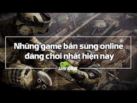Những game online bắn súng 2016 đáng chơi nhất hiện nay