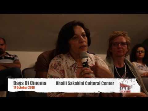 Days of Cinema - 17 October 2016 - Day 3