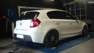 * Reprogrammation Moteur * BMW 118d 143cv defap @193 dyno Digiservices Paris