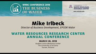 PUBLIC-PRIVATE PARTNERSHIPS – WRRC Conference 2018