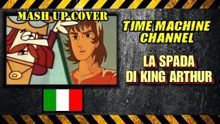 LA SPADA DI KING ARTHUR (MASH UP COVER)