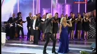 Скачать Дмитрий Хворостовский и Lara Fabian Новая Волна 2011