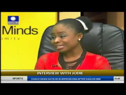Jodie Says Gay Relationship Is Against God's Procreation Plan Prt1