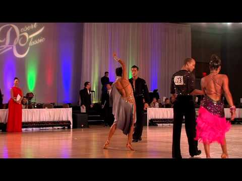 2012 Open Professional American Rhythm Final - Ballroom Dance Video