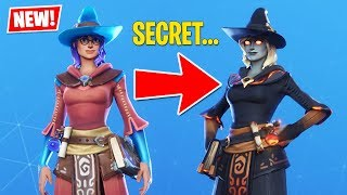 NEW SECRET UPDATE Fortnite Battle Royale