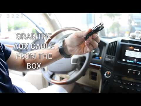 How to use the T11 Wireless Car MP3 Player