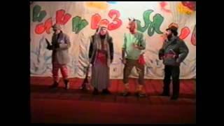 Şeki Teatrı. Novruz Cafarov - Uşaq oğruları. Rejissor: Mirbala Selimli (1995- ci il)