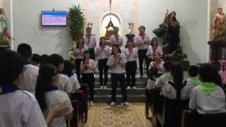 Lời con hứa - GLV Giáo xứ Martino