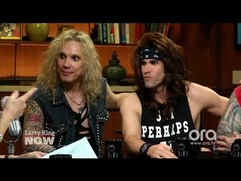 Steel Panther's Uncensored Thoughts on Taylor Swift, Maroon 5, Beyoncé & more