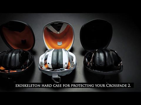 V-MODA Crossfade 2 Wireless Headphones Unboxing & Quick Start