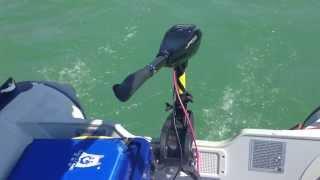 JAGO ETBM04 86 lbs 24 v - Moteur bateau électrique
