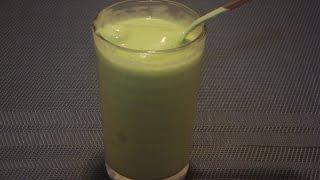 How To Make Avocado Milkshake