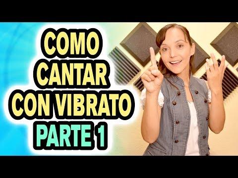 COMO CANTAR CON VIBRATO Ejercicios para hacer vibrato 1/3 | CECI SUAREZ Clases de Canto