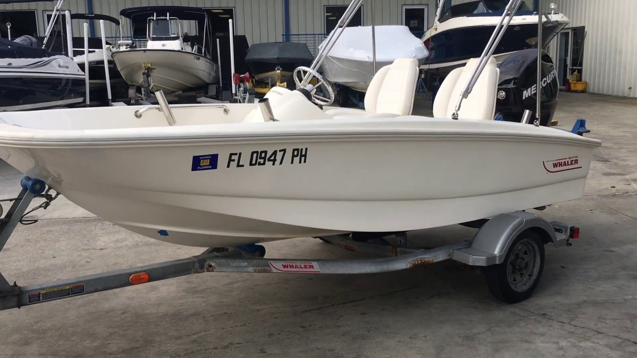 2012 Boston Whaler 130 Super Sport Used Boat For Sale at MarineMax  Clearwater