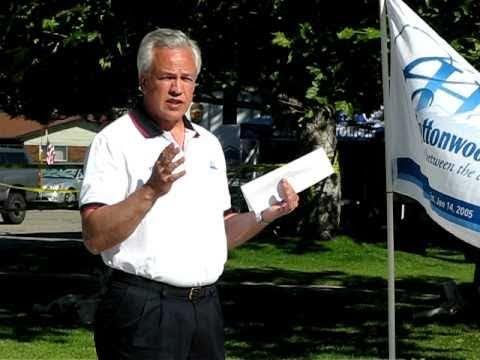 Cottonwood Heights Mayor Kelvyn C. Cullimore Jr.- remarks at 9-11-2010 preparedness fair
