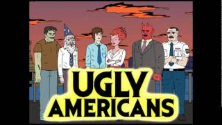 Ugly Americans theme 10 min music loop