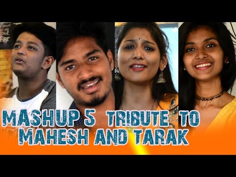 MASHUP 5 Tribute to Mahesh and Tarak by S3l || Singer Sandeep Sannu