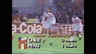 Peru 1 - Chile 0 - Copa America 1993