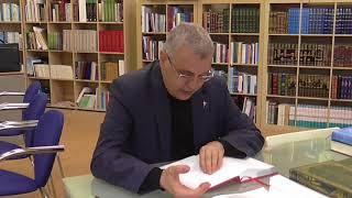Arapça Mesnevi i Nuriye 4  Ders /Prof  Dr  Ahmet Akgündüz