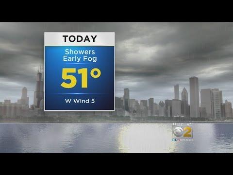 CBS 2 Weather Watch (11AM, March 27, 2017)