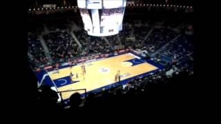 Fenerbahçe-Karşıyaka basketbol (22.11.2015) at ülker Arena