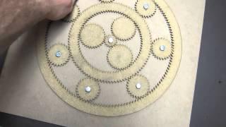 David's Planetary Gear Assembly