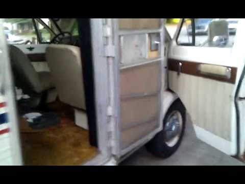 1977 Dodge Motorhome Manual