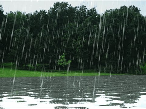 Animated Rain Fall in 3ds Max - YouTube