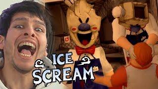 EL VENDEDOR DE LOS HELADOS SE COME A LOS NIÑOS !! INCREÍBLE - Ice Scream (Horror Game)