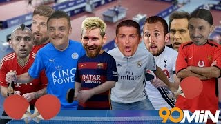 Have you ever wondered how the biggest stars in football play Ping Pong? Well here you go! thumbnail