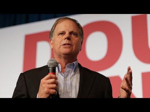 Watch Live: Doug Jones delivers victory speech from Alabama