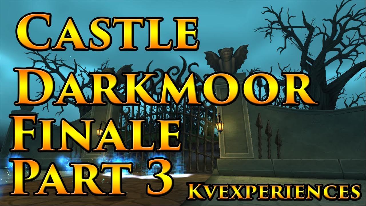 Wizard101 | Graveyard | Castle Darkmoor #3