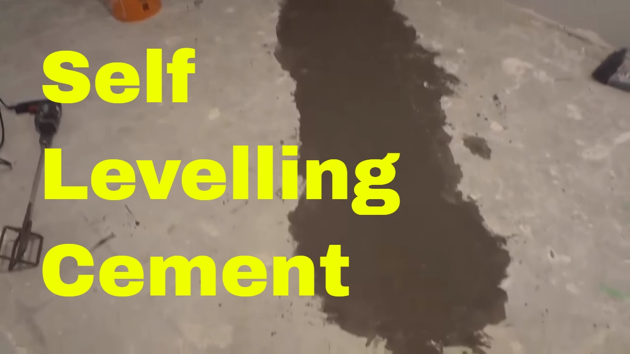 Using self levelling cement in my basement diy levelling a concrete using self levelling cement in my basement diy levelling a concrete floor solutioingenieria Choice Image