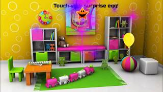 EduKids Pre school Game | Develops creative and memory skills