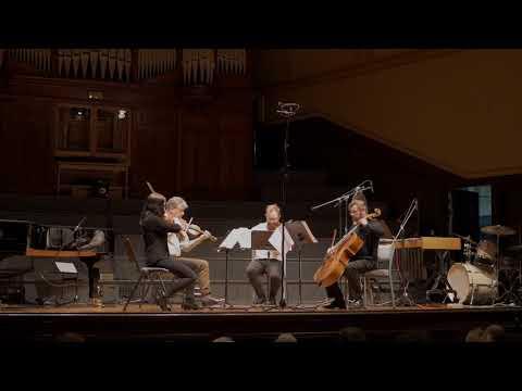 threads - Jessie Leov (string quartet)