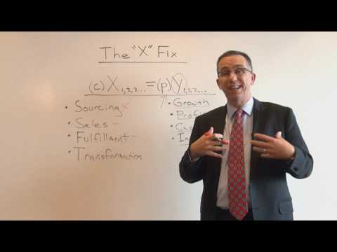 Andy Ray Demonstrates the High Performance Model for Business