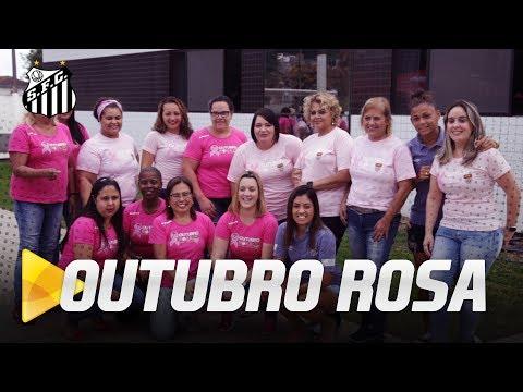 VENÇA O JOGO DA VIDA COM O SANTOS! #OUTUBROROSA